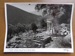 Griekenland - Greece / 6 Cards -> Unwritten (bit Bubbled) - Grèce