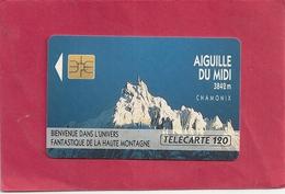 F158 . AIGUILLE DU MIDI   .120 U .   . COTE 30 € - France