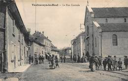 CPA VAULNAVEYS-LE-HAUT - La Rue Centrale - France