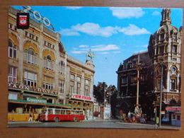 Antwerpen, Ingang Van De Zoo En Centraal Station -> Onbeschreven - Antwerpen