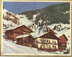 Calendrier PTT 1964 - Arêches - Haute Savoie - Big : 1961-70