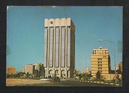 United Arab Emirates Modern Buildings Of Abu Dhabi Picture Postcard U A E View Card - Dubai