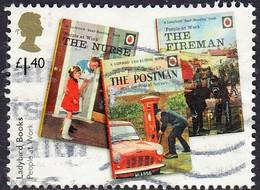 2017 GB   Ladybird Books - People At Work £1.40  Used - 1952-.... (Elizabeth II)