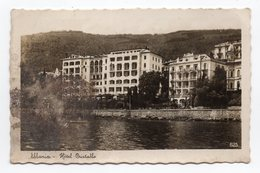 1947 YUGOSLAVIA, CROATIA, OPATIJA, ABBAZIA-HOTEL CRISTALLO - Croatia