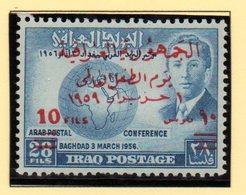 Sello Nº 271  Irak - Irak