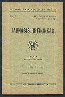 Lithuanian Book / Jaunasis Bitininkas 1935 - Bücher, Zeitschriften, Comics