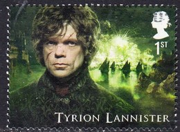 2018 GB    Game Of Thrones - Tyrion Lannister  1st Used - 1952-.... (Elizabeth II)
