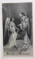 Image Pieuse Souvenir  1ère Communion GS - Images Religieuses