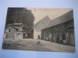 MONCEAU-SUR-SAMBRE : Château - Cour De Ferme - Belgique