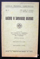Lithuanian Book / Daržovių Ir šakniavaisių Auginimas 1935 - Bücher, Zeitschriften, Comics