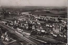 UCKANGE - Vue Aérienne -1950 - Autres Communes