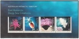 Australian Antarctic Territory 2017 Bloc Feuillet Vie Marine Neuf ** - Territoire Antarctique Australien (AAT)