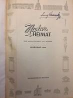 NATUR UND HEIMAT  JAHRGANG 1956 Gebunden Sachsenverlag Dresden DDR - Zeitungen & Zeitschriften