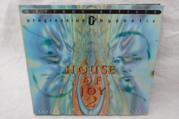 "2 CDs ""House Of Joy 2"" Various Artists, Progressive & Hypnotic - Dance, Techno & House"