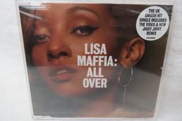 """CD """"Lisa Maffia"""" All Over (ungespielt Und Original Eingeschweißt) - Dance, Techno & House"""