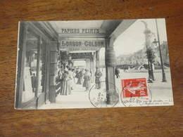 REIMS / Vue Sous Les Arcades - Reims