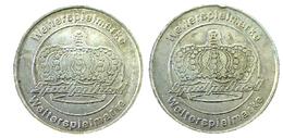 02321 GETTONE TOKEN JETON AMUSEMENT GAMING WEITERSPIELMARKE SPIELPALAST - Germany