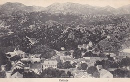 Montenegro, Cetinje (pk60105) - Montenegro