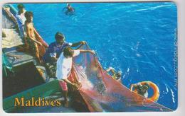 MALDIVES - FISHERMAN - Maldiven