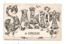 Salut De Corcieux- Vues; Femmes -(D.541) - Corcieux