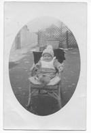 PRIVATE FOTO KARTE  --  BABY - Portretten