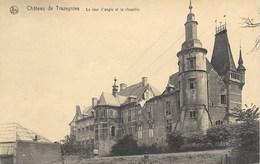 Trazegnies NA108: Château. La Tour D'angle Et La Chapelle - Courcelles