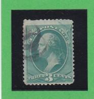Etats-Unis  N° 41  -  1870-1882 -  G.  WASHINGTON - Oblitérés - 1847-99 Emissions Générales