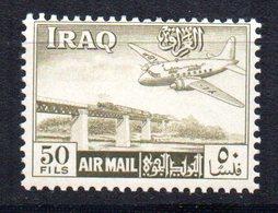 Sello  Nº A-7  Irak - Irak