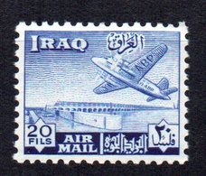 Sello  Nº A-5  Irak - Irak