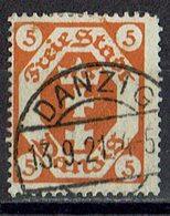 Danzig 1921 // Mi. 73 Oo - Danzig