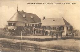 Environs De Beaumont NA12: La Marzelle. Le Château De M. Albert Devèze - Beaumont