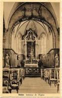 Mellet NA3: Intérieur De L'Eglise - Les Bons Villers