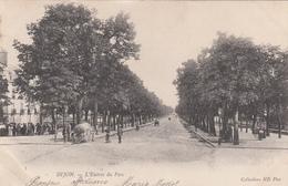 21 - DIJON - L'Entrée Du Parc - Dijon