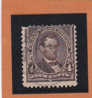 Etats-Unis  N° 100 + Fleurons  -  1894  -  A.  JACKSON - Oblitérés - Usati