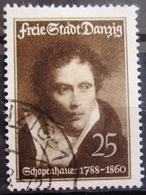 DANTZIG                            N° 236                    OBLITERE - Danzig