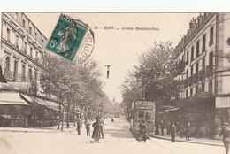 21 - DIJON - Avenue Maréchal-Foch - Dijon
