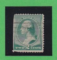 Etats-Unis  N° 64  -  1887-1888  -  G.  WASHINGTON - D'après Buste De Houdin - Oblitérés - 1847-99 Emissions Générales