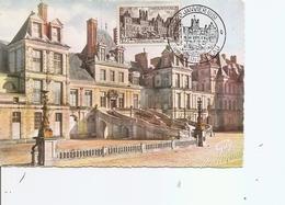 Napoléon - Abdication - Chateau De Fontainebleau ( CM De France De 1951 à Voir) - Napoleon