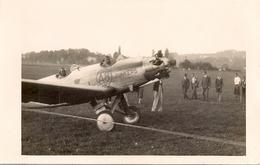 Aviation - Aviateur Allemand Waldemar Roeder - Lausanne-Blécherette - Rare - Aviateurs