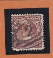 Etats-Unis  N°101 + Fleurons   - 1894 -  U. GRANT - Oblitérés - Usati