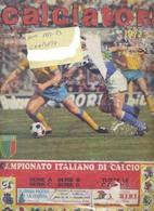 ALBUM -PANINI- 1972-1973- COMPLETO -CONDIZIONI  COPERTINA SCIUPATA - Trading Cards