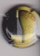 Capsule Champagne BRISSON_JONCHERE ( 30b ; Chardonnay ) {S18-19} - Champagne