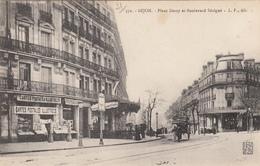 21 - DIJON - Place Darcy Et Boulevard Sévigné - Dijon