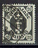 Danzig 1921 // Mi. 76 O - Dantzig