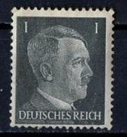 Allemagne III Reich - Germany - Deutschland 1941-43 Y&T N°705 - Michel N°781 Nsg - 1p Hitler - Allemagne