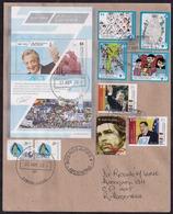 Argentina - 2019 - Lettre - Péronisme - Socialisme - N. Kirchner - H. Chavez - Venezuela - Che Guevara - Grand-mères - Argentina