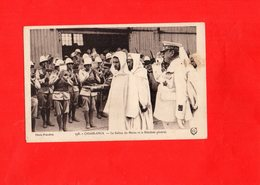 F2804 - CASABLANCA - Le Sultan Du Maroc Et Le Résident Général - Casablanca