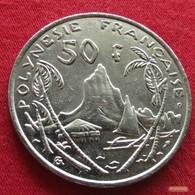 French Polynesia 50 Francs 2001 KM# 13 Polynesie Polinesia - French Polynesia