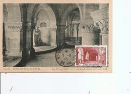 Basiliques - Saint-Denis ( CM De France De 1945 à Voir) - Churches & Cathedrals