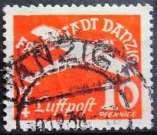 DANTZIG                            PA 30                           OBLITERE - Danzig
